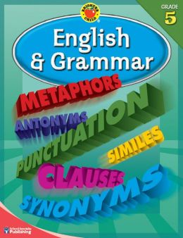 Brighter Child English and Grammar, Grade 5