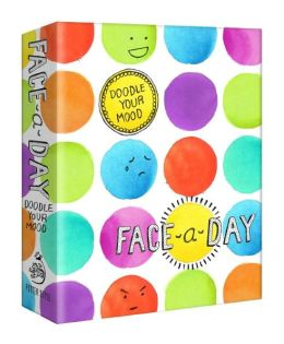 Face-a-Day Journal: Doodle Your Mood