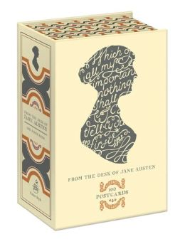 From the Desk of Jane Austen: 100 Postcards