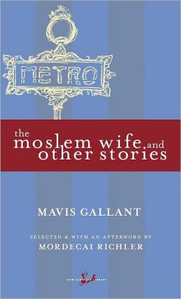 The Moslem Wife and Other Stories