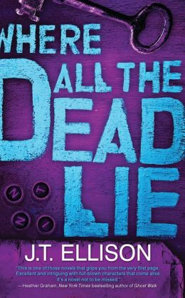 Where All the Dead Lie (Taylor Jackson Series #7)