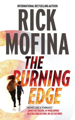 The Burning Edge (Jack Gannon Series #4)