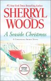 Book Cover Image. Title: A Seaside Christmas:  Santa, Baby, Author: Sherryl Woods