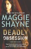 Book Cover Image. Title: Deadly Obsession (Brown and De Luca Series #4), Author: Maggie Shayne