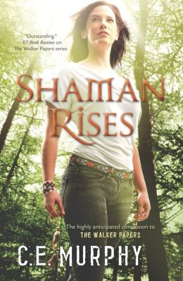 Shaman Rises (Walker Papers Series #9)