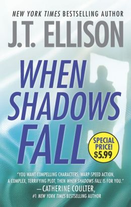 When Shadows Fall (Samantha Owens Series #3)
