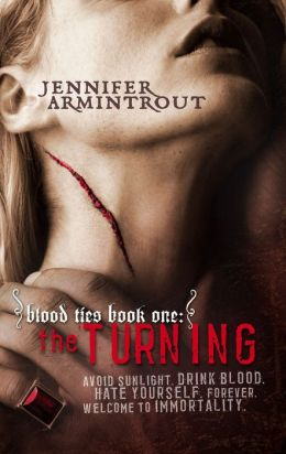 The Turning (Blood Ties Series #1)