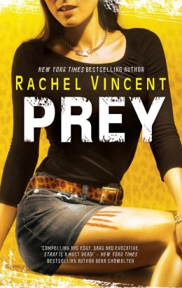 Prey (Shifters Series #4)