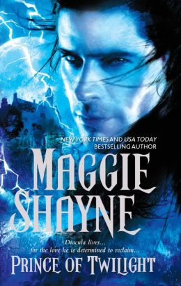 Prince of Twilight (Wings in the Night Series #12)