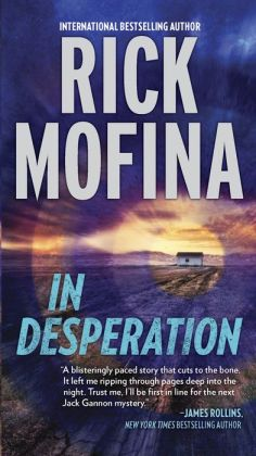 In Desperation (Jack Gannon Series #3)