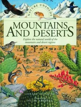 Nature Unfolds Mountains and Deserts
