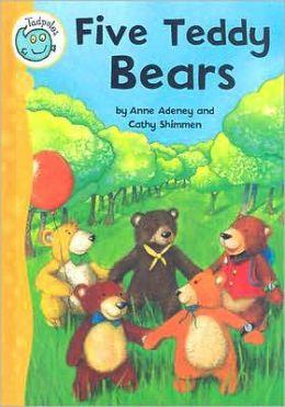 Five Teddy Bears