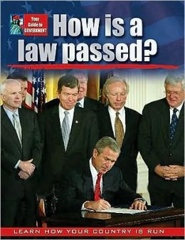 How Is a Law Passed?