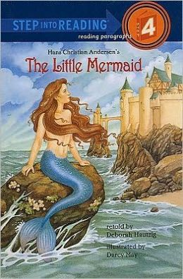 The Little Mermaid (Step into Reading Books Series: A Step 4 Book)