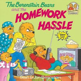Berenstain bears homework hassle
