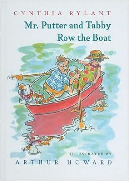 Mr. Putter and Tabby Row the Boat