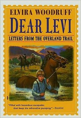 Image result for dear levi elvira woodruff