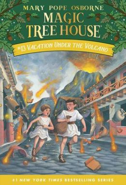 Vacation under the Volcano (Magic Tree House Series #13)