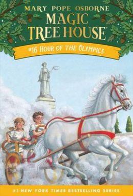 Hour of the Olympics (Magic Tree House Series #16)