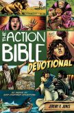 Book Cover Image. Title: The Action Bible Devotional:  52 Weeks of God-Inspired Adventure, Author: Jeremy V. Jones