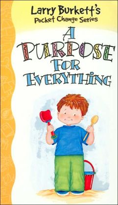 A Purpose for Everything (Pocket Change Series)