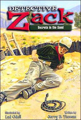 The Secrets in the Sand (Detective Zack Series)