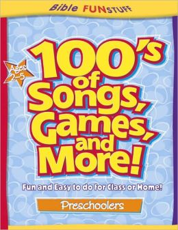 100's of Songs, Games, and More! for Preschoolers