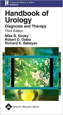 Handbook of Urology: Diagnosis and Therapy