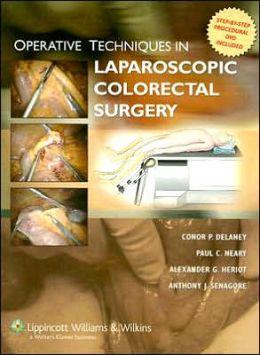 Operative Techniques in Laparoscopic Colorectal Surgery