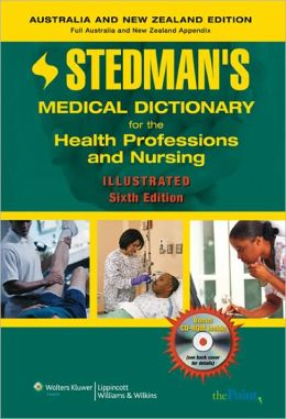 Stedman's Medical Dictionary for the Health Professions and Nursing (International Edition)