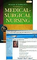 Brunner and Suddarth's Textbook of Medical-Surgical Nursing, Tenth Edition Plus LiveAdvise Student Online Tutorial Service Powered by Smarthinking
