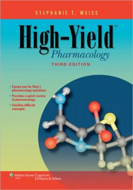 High-Yield Pharmacology