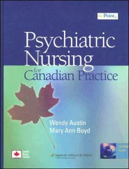 Psychiatric Nursing for Canadian Practice