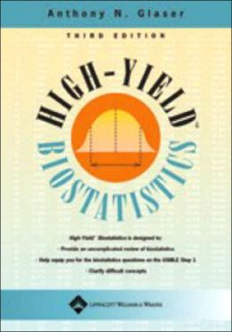 High-Yield Biostatistics