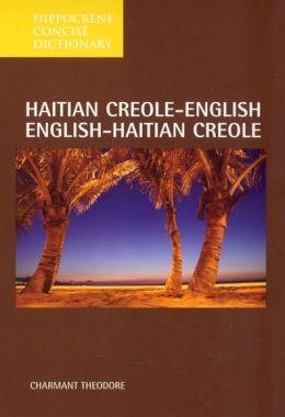 CREOLE-E/E-C(Haitian)CONC DICT