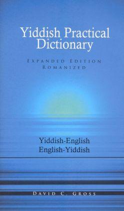 YIDDISH-ENG/E-Y PRAC DICT
