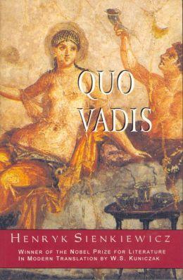 QUO VADIS -Kuniczak transl.