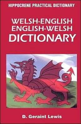 Welsh English - English Welsh Practical Dictionary