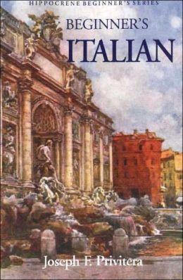 BEGINNER'S ITALIAN >
