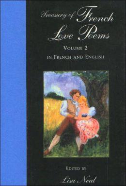 FRENCH, TREAS LOVE POEMS V. II