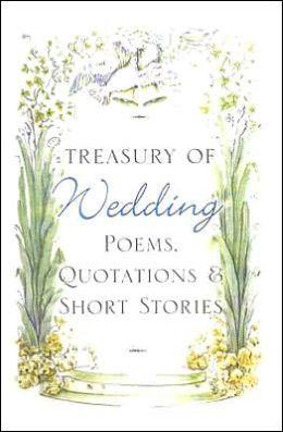 WEDDING POEMS, TREAS OF (ppr) >