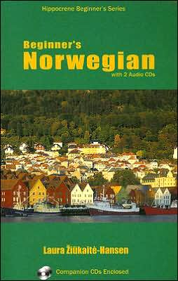 BEGINNER'S NORWEGIAN W/CDS