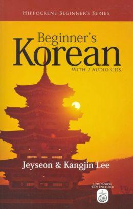 BEGINNER'S KOREAN W/CDS....