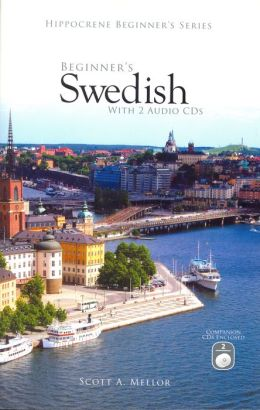 Beginner's Swedish with 2 Audio CDs