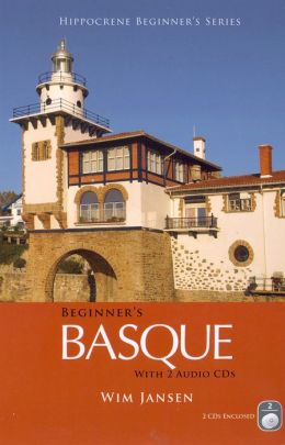 BEGINNER'S BASQUE,W 2 AUDIO CDS