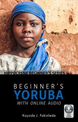 Beginner's Yoruba with Online Audio