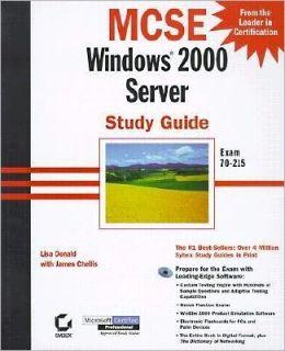 MCSE Windows 2000 Server Study Guide with Cdrom
