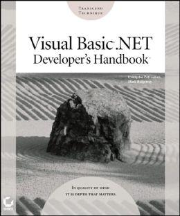 Visual Basic .NET Developer's Handbook