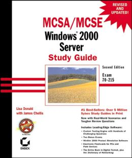 MCSE : Windows 2000 Server Study Guide / With CD-ROM