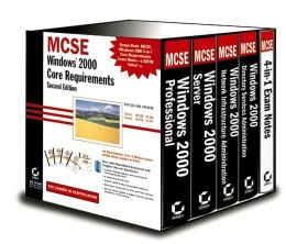 MCSE: Windows 2000 Core Requirements (Study Guide Series)